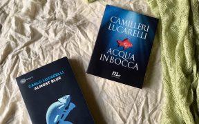 Carlo Lucarelli Almost blue