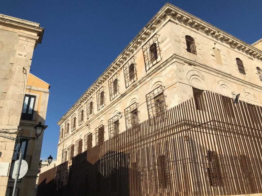 le isole di norman_carcere di Siracusa